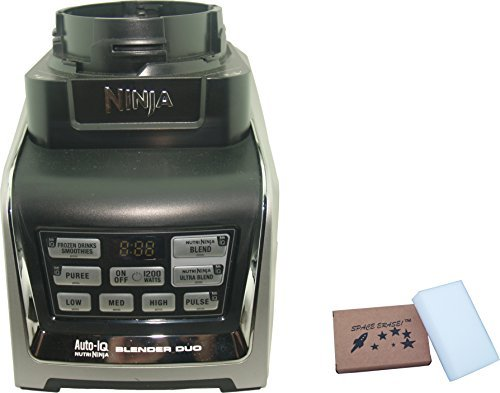 Ninja Motor for Auto IQ Duo Blenders BL640 1200w with free Space Erase Stain Sponge