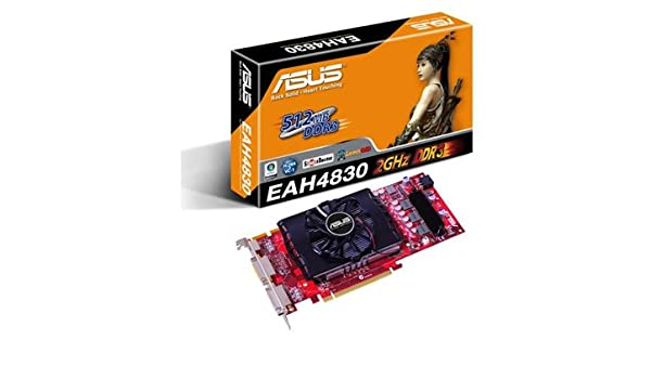 DOWNLOAD DRIVERS: ASUS EAH4830 SERIES