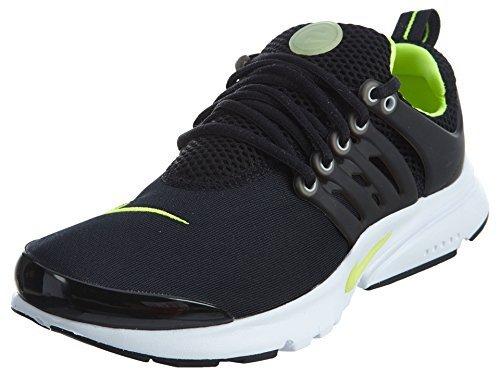 c4dec104f7b5 Galleon - Nike Air Presto (GS) Big Kid s Shoes Black Volt White 833875-071  (6 M US)
