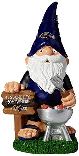 Baltimore Ravens Barbecue Gnome -