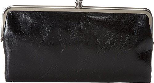 HOBO Vintage Lauren Wallet ,Black, One Size ()