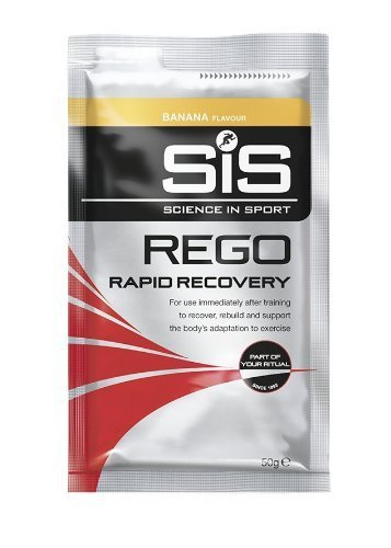 SIS Rego Recovery-Banana-50g Sachet by Science in Sport