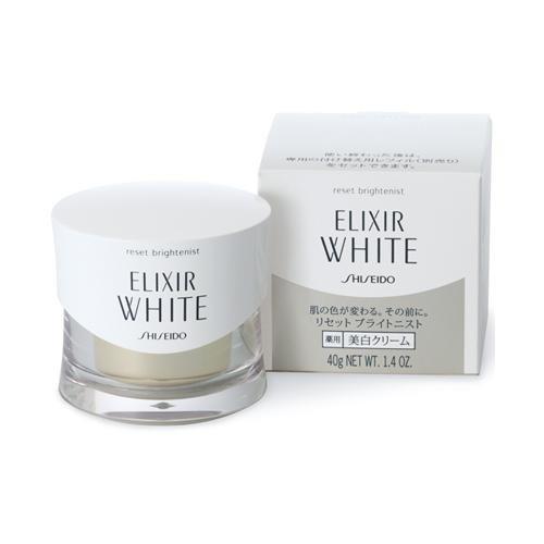 SHISEIDO ELIXIR WHITE RESET BRIGHTENIST Gel Cream 40g