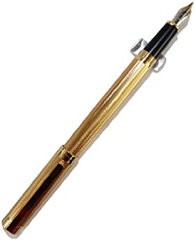 Gullor Noblest simple style Jinhao 155 fountain pen golden