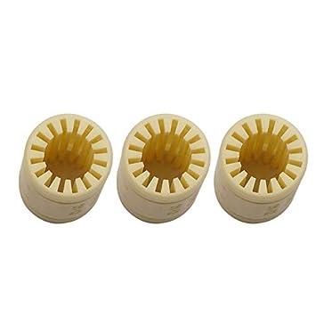 camellia-uk Impresora 3D polímero sólido LM12UU rodamientos ...