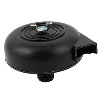 Compresor de aire Shell plástico Silenciador Filtro Para la entrada 1 / 2BSP Tema Dia