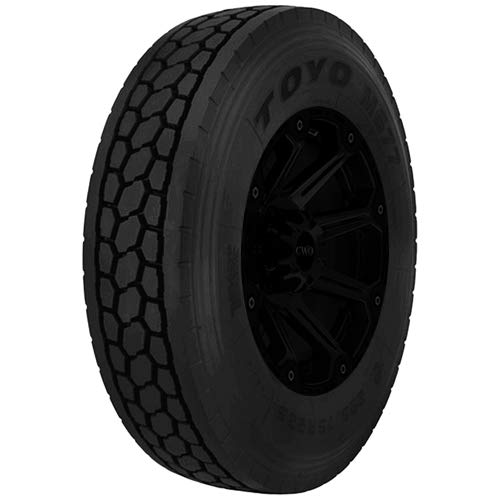 TOYO M677 Radial Tire - 295/75R22.5 144L by Toyo Tires