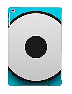 Blue Eye Case Compatible With Ipad Air/ Hot Protection Case(best Gift Choice For Lovers)