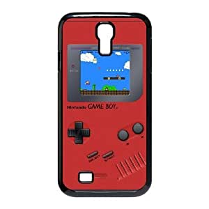 Samsung Galaxy S4 9500 Black phone case Game boy Super Mario Bros JHQ4427427