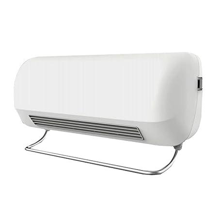 WenFei shop Hogar Calentador montado en la Pared con Rejilla de ...