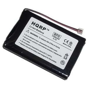 HQRP–Batería con pantalla LCD pantalla para GA1Y41551batería para PalmOne Tungsten/Palm Tungsten E2PDA