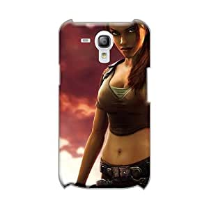 Excellent Hard Cell-phone Case For Samsung Galaxy S3 Mini (MFO1131xdKk) Allow Personal Design Trendy Tomb Raider Pictures