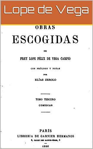 Obras escogidas de Frey Lope Félix de Vega Carpio  PDF