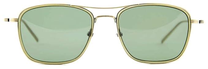 Amazon.com: Matsuda M3065 - Gafas de sol de oliva, color ...