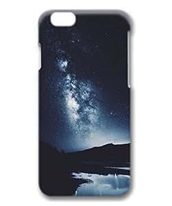 iCustomonline Amazing Universe Nebula Personalized 3D Back Case for iPhone 6 Plus( 5.5 inch)