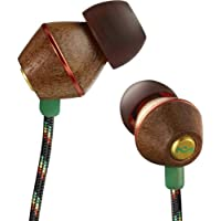 The House of Marley EM-JE010-RA People Get Ready - Jammin In-Ear Headphone - Rasta