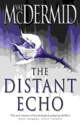 book cover of The Distant Echo
