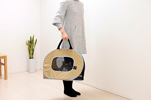 Necoichi-Portable-Ultra-Light-Cat-Carrier-with-Zipper-Lock