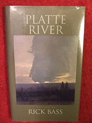book cover of Platte River