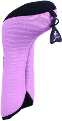ProActive Sports Stealth Golf Club Headcover for Iron Wood Hybrid - Pink ()
