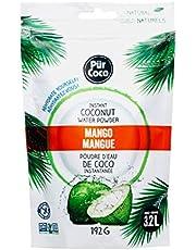 Coconut Water Powder - Mango 192g (6.7oz)