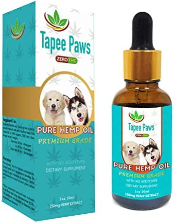 Tapee Paws Hemp Dogs Cats product image
