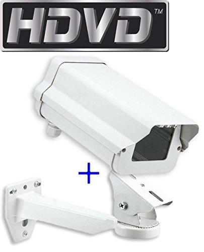 - HDVDTM 11 Inch Security Camera Housing Enclosure & 10