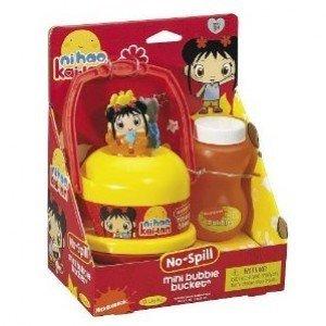 Ni Hao Kai-lan No Spill Mini Bubble Bucket