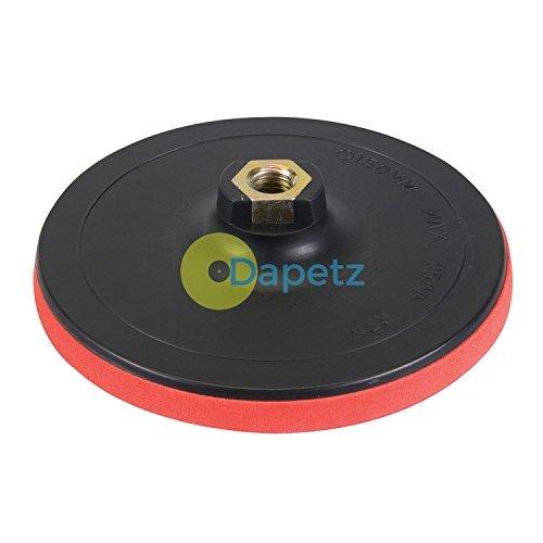 Daptez ® Hook & Loop Backing Pad 150 X 10mm - Hand Sanding Disc Sand Dapetz