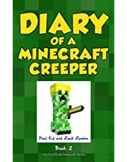 Diary of a Minecraft Creeper Book 2: Silent But Deadly: Volume 2