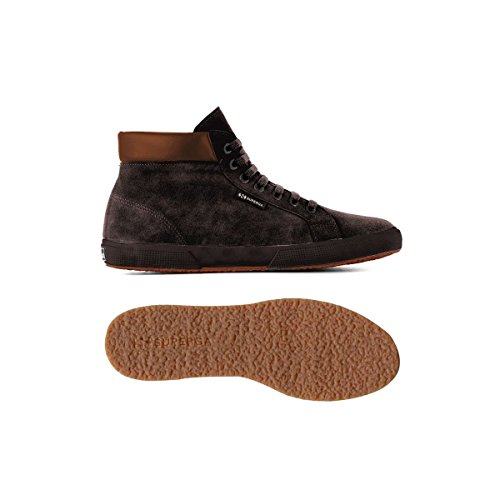 Superga CHOCOLATE Uomo FULL Sneaker 2204 DK Suem rYUwqrx4