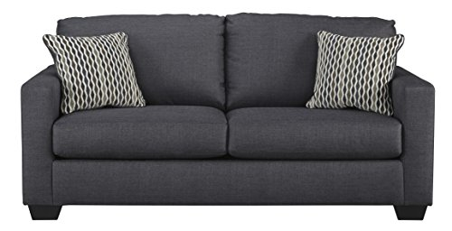 Benchcraft - Bavello Contemporary Sofa Sleeper - Full Size Mattress Included - ()