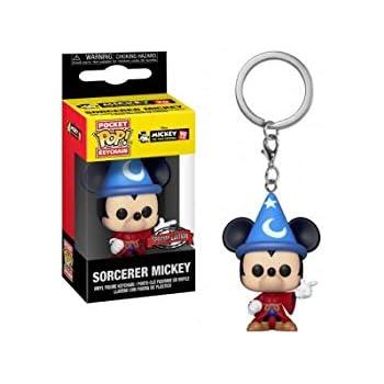 Amazon.com: Funko Pop Llavero: Mickeys 90Th – Figura ...