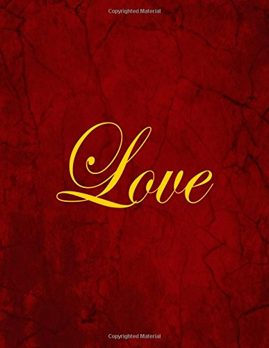 Download Love: Blank Lined Notebook, 100 Pages pdf