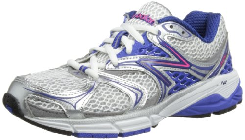 New Balance Women's W940V2 Running Shoe,White/Blue,7 B US