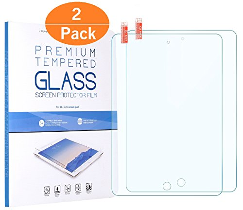 Tempered Glass Screen Protector for Apple iPad Pro 12.9 - 9