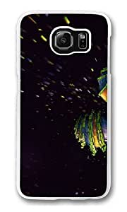 Disintegration Polycarbonate Hard Case Cover for Samsung S6/Samsung Galaxy S6 Transparent