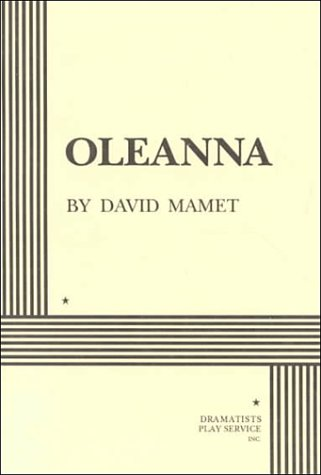 Oleanna (Acting Edition for Theater Productions)