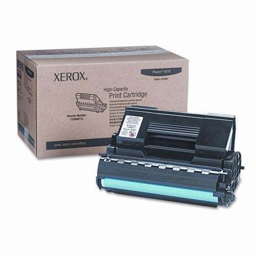 NEW XEROX OEM TONER FOR PHASER 4510 - 1 HIGH YIELD BLACK TONER (Printing Supplies)