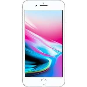 Apple iPhone 8 Plus, 64 GB, Gümüş (Apple Türkiye Garantili)
