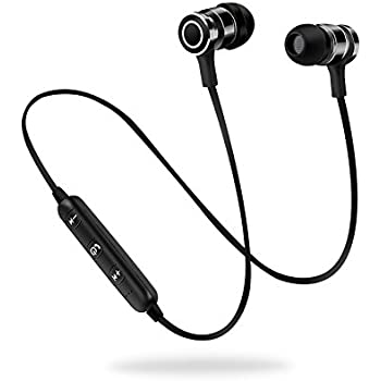 Amazon Com Bluetooth Headphones Asiasolution Wireless Earbuds