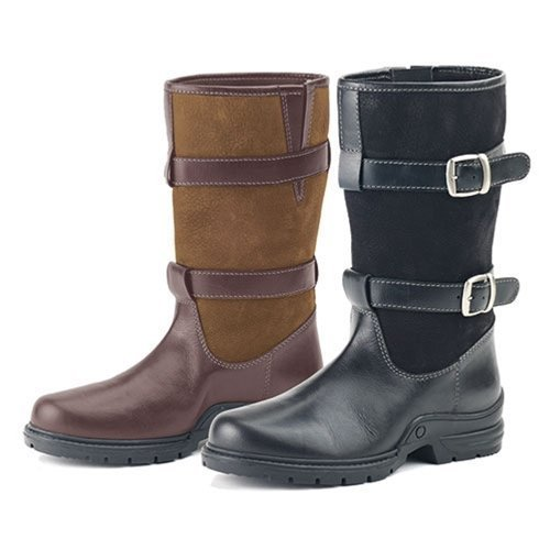 Ovation Maree Country Boots - Ladies - Size:EU 37/US 6.5-7 Color:Brown by Ovation