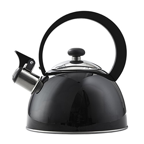 kitchen aid black tea kettle - 8