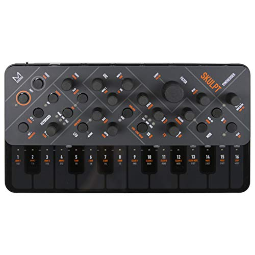 Modal Skulpt Virtual Analog Synthesizer