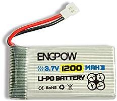 Actualización 3,7 V 1200 mAh batería para Syma X5 X5C X5SC X5SW-1 ...