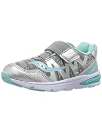 Saucony Kids Baby Ride Pro Girl's Running Shoes