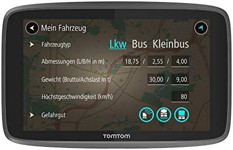 Tomtom Go Professional 6250 Navigation Device For Elektronik