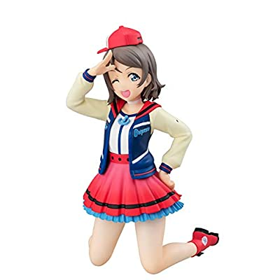 Love Live! Sunshine!! Over The Rainbow You Watanabe Character Prize Figure Statue Collection Anime Girls Art: Toys & Games