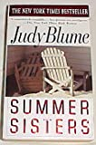 Summer Sisters by Judy Blume Paperback 1999