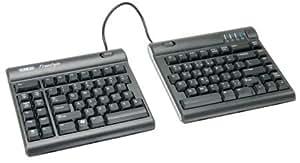 Kinesis Freestyle Solo Ergonomic USB Keyboard - Black